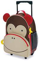 Skip Hop Zoo Little Kid & Toddler Rolling Luggage, Marshall