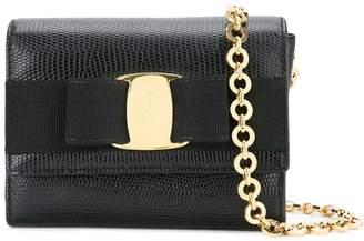 Salvatore Ferragamo Pre-Owned Vara Bow chain bag