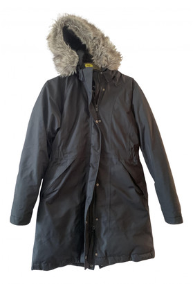 The North Face Black Polyester Coats