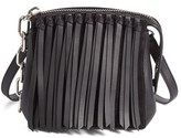 Alexander Wang Attica Fringe Crossbody Bag - Black