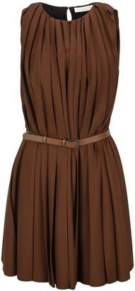 Fabiana Filippi Pleated Dress