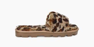 UGG Cozette Leopard Slide