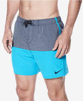 Nike Men's Colorblocked Split Volley Swim Trunks