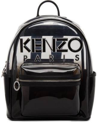 Kenzo Black Kombo Backpack
