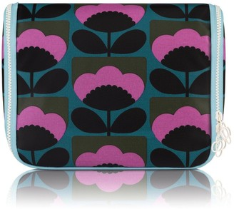 Orla Kiely Spring Bloom Hanging Wash Bag