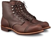 """Thumbnail for your product : Red Wing Shoes 8111 Iron Ranger 6"""" Boot in Amber Harness Leather"""
