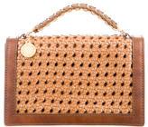 Stella McCartney Caned Vegan Leather Bag