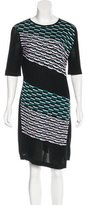 Peter Pilotto Knee-Length Sweater Dress