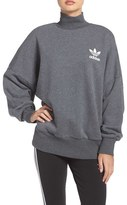 adidas Women's Mock Neck Sweatshirt