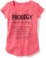 Old Navy Graphic Tee for Girls