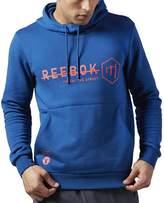 Reebok Men's Slim Fit Hoodie L