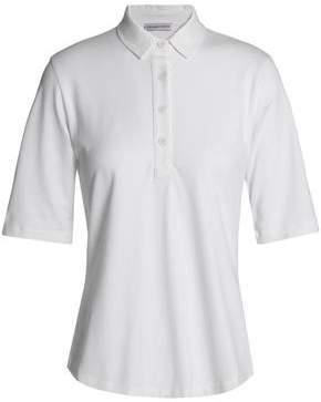 Orlebar Brown Cotton-Blend Piqué Polo Shirt