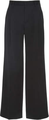 Loewe Wool Wide-Leg Pants