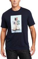Nautica Men's Graphic Print Tee