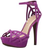 Jessica Simpson Women's Sylla Platform Dress Sandal