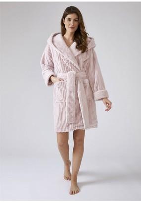 Pretty You London Cloud Robe - Pink