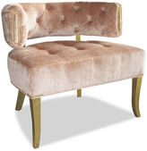 Haute House Babette Velvet Accent Chair