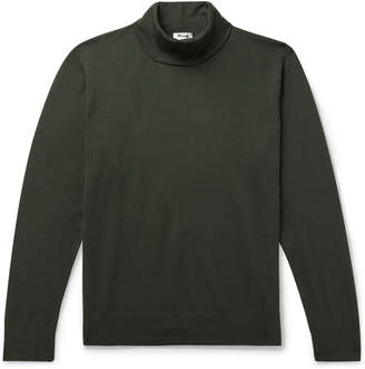 Acne Studios Stretch Wool-Blend Rollneck Sweater