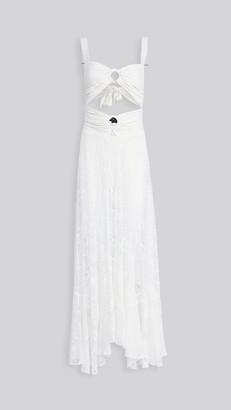 PatBO Lace Beach Dress