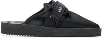 Suicoke Zavo touch strap slippers