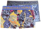 Muchachomalo Leaf 2 Pack Shorts Multicolor