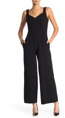 Donna Ricco Sweetheart Jumpsuit