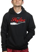 Customised Perfection Enjoy Skyline Cola R32 R34 Hoodie Hoody L
