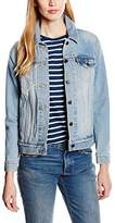 Levi's Women's Boyfriend Trucker Denim Long Sleeve Jacket