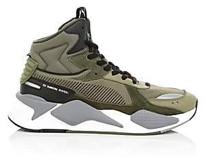 Puma Men's RS-X Mid Utility Sneakers