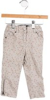 Stella McCartney Girls' Printed Corduroy Pants
