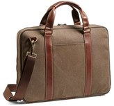 Boconi Men's 'Bryant' Briefcase - Brown
