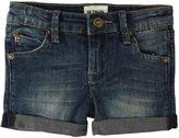 Hudson Roll Cuff Shorts (Baby) - Hippie Sky-12 Months
