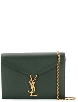 Saint Laurent Cassandra medium top handle bag