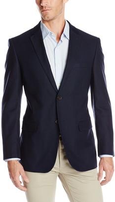 U.S. Polo Assn. Men's Portly Hopsack Sport Coat