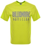 Billionaire Boys Club Reflective T Shirt Yellow