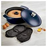 Tramontina Limited Editions LYON 5 Pc Multi-Cooking System - Sapphire