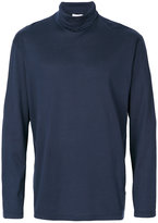 Sunspel turtleneck jumper - men - Cotton - M