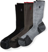 Polo Ralph Lauren Crew Sock 3-Pack
