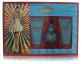 Britney Spears Circus Fantasy by for Women 3 Piece Set Includes: 1.0 oz Eau de Parfum Spray + 1.7 oz Body Souffle + 1.7 oz Shower Gel
