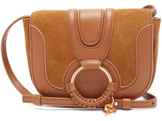 See by Chloe Hana Mini Leather Cross-body Bag - Womens - Brown