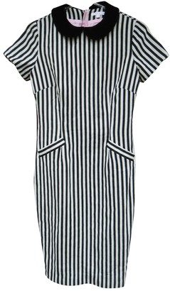 Olympia Le-Tan Olympia Le Tan Black Wool Dresses