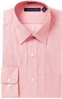 Tommy Hilfiger Striped Regular Fit Dress Shirt