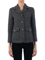 Gucci Square G Patterned Jacket