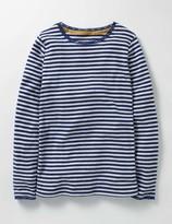 Boden Supersoft Pointelle T-shirt