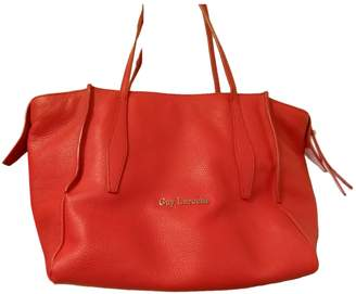 Guy Laroche Red Fur Handbags