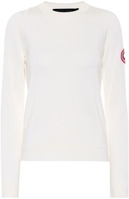 Canada Goose Saturna wool sweater