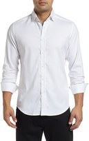 Robert Graham Men's Baylor Tailored Fit Sport Shirt