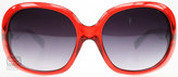Sxuc 22608 Sunglasses Crystal Red / White 22608