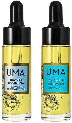 Uma Beauty Boosting Navel Therapy Oil Set