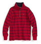 Tommy Hilfiger Kid's Runway Of Dreams Stripe Mockneck Sweater